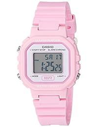 "Casio ""Classic"" - Reloj de cuarzo para mujer, resina, color rosado (modelo: LA-20WH-4A1CF)"