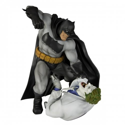 Kotobukiya The Dark Knight Returns: Batman vs. Joker ArtFX Statue (Hunt The Dark -