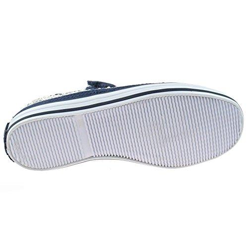 Lelli Kelly LK4314 (OH01) Argento Paillettes New Sprint Shoes-33 (UK 1)