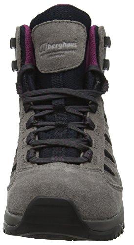 Active Black Walking Tex Grey Berghaus Women's Dark D90 High Rise Explorer Gore Grey Boots Walking OnxUFFEq