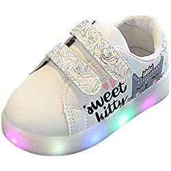 Sneakers for Girls Sneakers Girls Shoes Girls Shoes Kids Shoes for Boys,Shoes Boys Shoes Toddler Girls Native Shoes Kids Water Shoes Kids Baby Shoes Girl,❤White❤,❤Age:12-18M