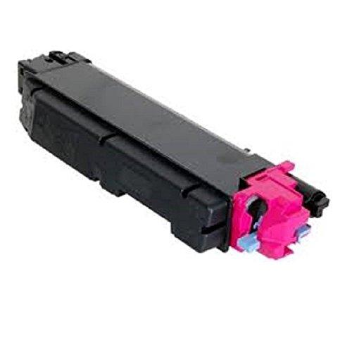 Bulk TK5142M Kyocera-Mita Compatible Copier Toner Cartridge, Magenta Ink: CKTK5142M (2 Toner Cartridges)