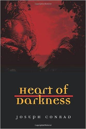 Amazon Heart Of Darkness 9781619490246 Joseph Conrad Books