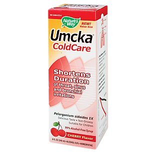 Nature's Way - Umcka Cherry, 8 oz Liquid [Health and Beauty]