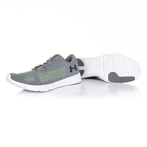Armour Under Rapid quirky steel lime stealth Ua gray Oqaqrxd