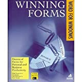 Winning Forms for Microsoft Word for Windows, Mark Scapicchio and Jim Kinlan, 0679742956