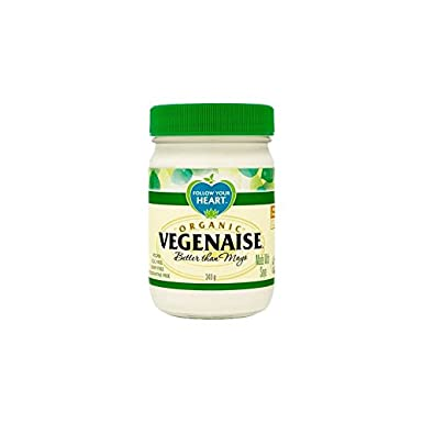 Follow Your Heart Mayonesa Orgánica Vegenaise 340g: Amazon.es: Alimentación y bebidas
