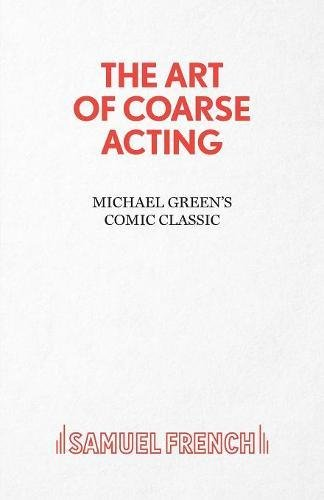 The Art of Coarse Acting PDF