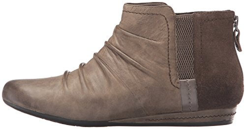 Pictures of Rockport Women's Cobb Hill Genevieve Boot Black 6 M US 5