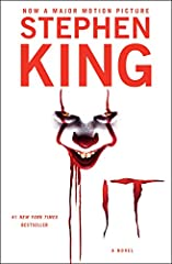 """It: Chapter Two—soon to be a major motion picture in 2019!Stephen King's terrifying, classic #1 New York Times bestseller, """"a landmark in American literature"""" (Chicago Sun-Times)—about seven adults who return to their hometown to confront a n..."""
