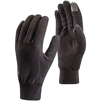 Black Diamond lätta fleece-handskar