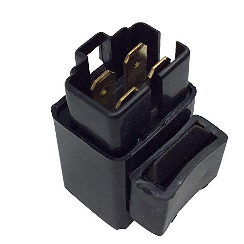 Hity Motor Starter Solenoid Relay For SUZUKI LT80 Quadsport 1987-2006 LT-Z50 LT-Z50Z Quadsport 2006-2010