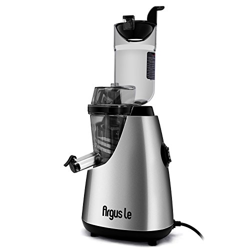 Slow Juicer Easy Cleaning : Argus Le Cold Press Juicer, 3