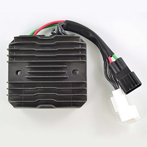 Suzuki M109 Boulevard - Voltage Regulator Rectifier For Suzuki Boulevard C109 M109 R Burgman AN 650 1800 2003-2009 OEM Repl.# 32800-10G10 32800-10G20 32800-10G00