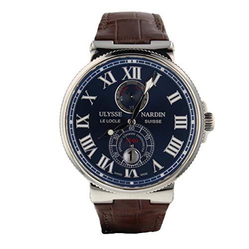 Ulysse Nardin Maxi Marine Automatic-self-Wind Male Watch 263-67 (Certified Pre-Owned)