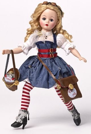 Madame Alexander Steampunk Alice in Wonderland 3