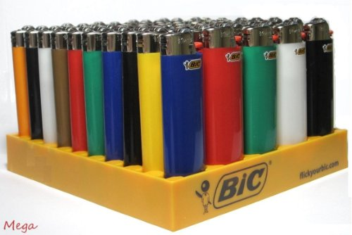 BIC-Classic-Lighters-Cigar-Cigarette-MAXi-Lighter-Full-Size-Or-Mini