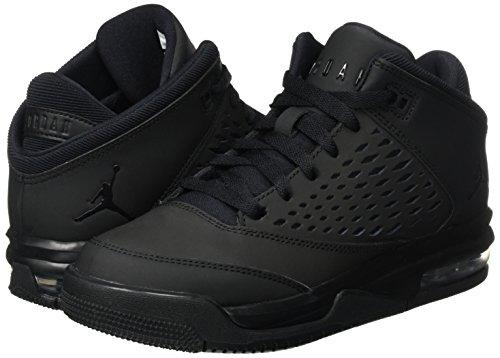 Flight Basket Scarpe Bambino black 4 Origin Da Nero black Bg Nike black Jordan 6qTZ54Zn1
