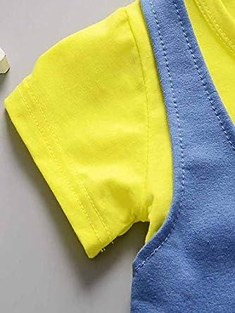 12Monate -4Jahre alt Kinder Kleinkind Baby Boys Gentleman Gef/älschte Zweiteiler Anzug Kleidung Sets MOIKA Baby Jungen Outfits Set Fliege Hemd Hosen Outfits