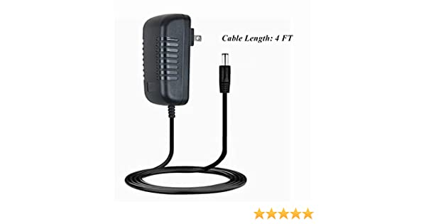 Accessory USA AC//DC Adapter Replacement for Insignia Mini NS-SB216 2.0 Bluetooth Sound Bar NSSB216 Soundbar System Power Supply Cord Cable PS Wall Home Battery Charger Mains PSU