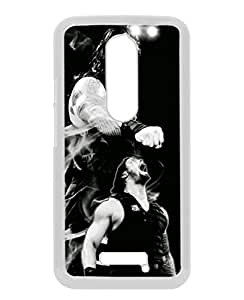 Unique Motorola Moto X 3rd Skin Case ,Wwe Superstars Collection Wwe 2k15 Roman Reigns 12 white Moto X 3rd Gen Cover Fashionable And Durable Designed Phone Case
