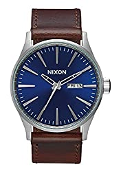 Image of the product NIXON Sentry Leather A111 that is listed on the catalogue brand of NIXON.