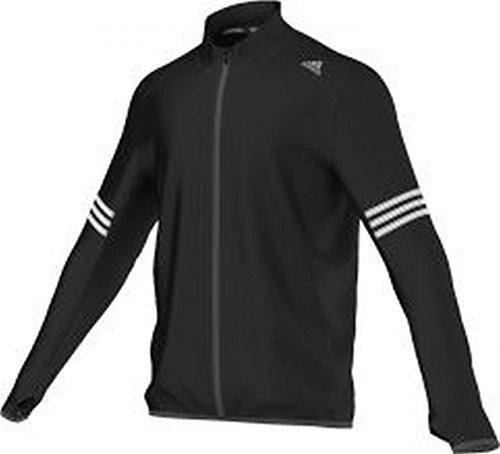 Adidas RS Wind JKT M Survêtement pour homme XS noir/blanc