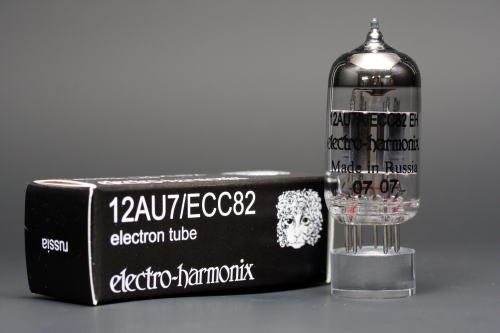 12AU7/ECC82 EH 6本マッチ 高ゲイン 真空管PX13   B002U1OMOM