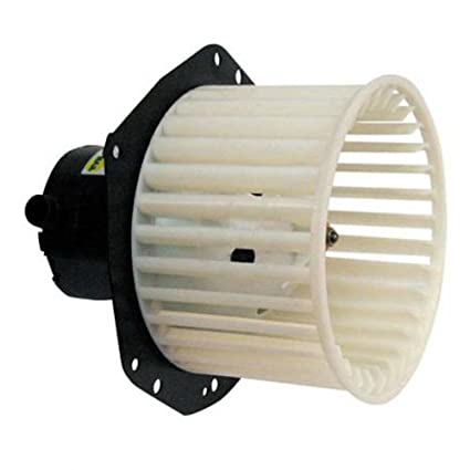 83-94 Chevy S10 Bravada Heater AC A//C Condenser Blower Motor Assembly w//Fan Cage