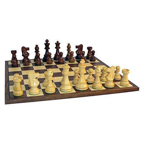 French Knight Chess Set - 7
