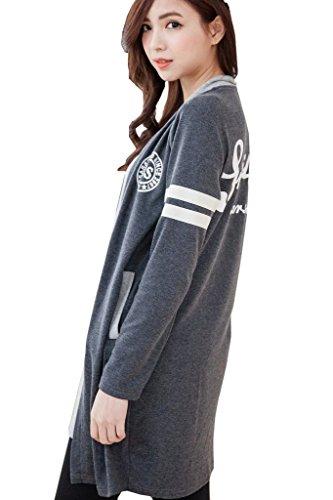 bearsland - T-Shirt à manches longues - Femme
