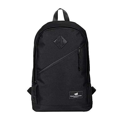 Price comparison product image Alpine Division Eliot Backpack - Black