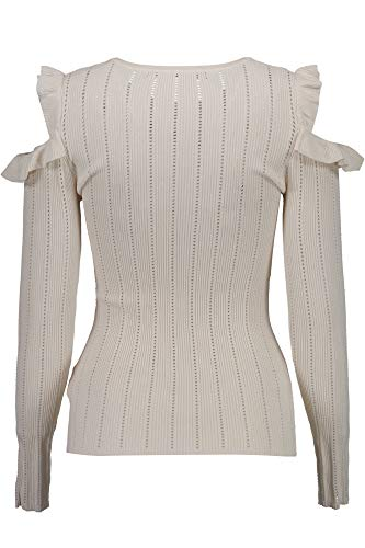 Maglia Jeans W74r0dz1ow0 A021 Guess Donna Bianco UEqdnaHw