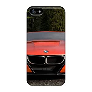 For Iphone 5/5s Tpu Phone Cases Covers(bmw M1 Homage Concept Front)