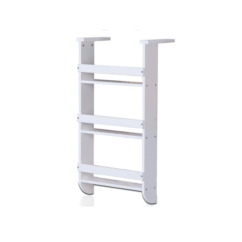 Bookcases Rack Refrigerator Rack Side Wall Hanger, Rack Storage Rack Storage Rack Spice Rack Kitchen Shelf Yixin (Color : A, Size : 43.52176cm)