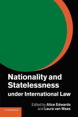 Nationality and Statelessness under International Law ebook
