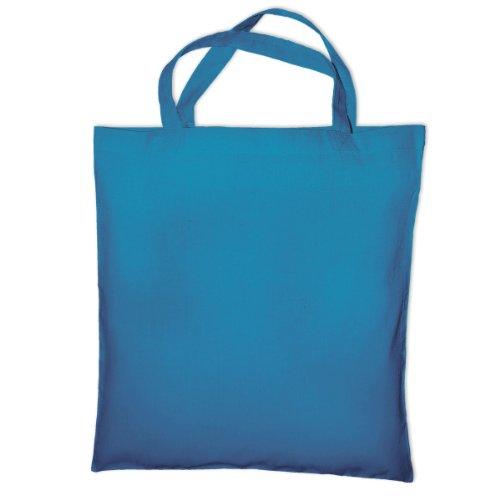 Jassz Cedar Handle Cotton Tote Lilac Bag Shopping Bags Short 6rv6w