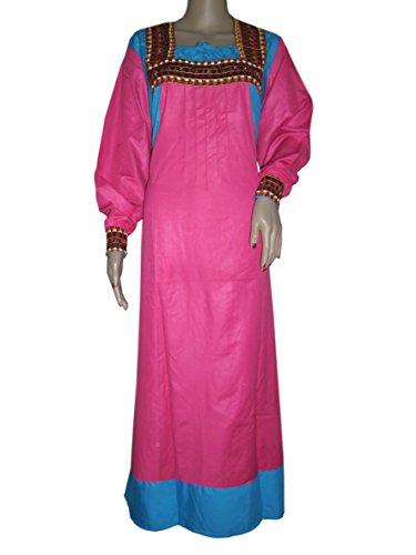 Wood Bead Maxi Dress - 2