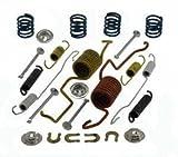Carlson 17432 Rear Drum Brake Hardware Kit