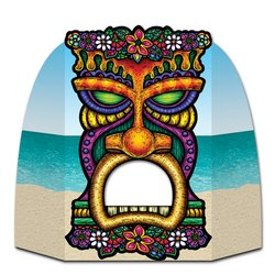 Tiki Stand-Up/Bean Toss (bean bags not included) Party