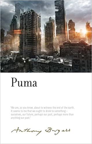 Image result for puma by anthony burgess