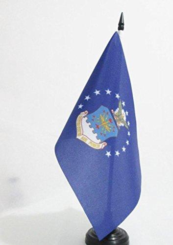 AZ FLAG Bandera de Mesa de la Fuerza AÉREA DE LOS Estados Unidos ...