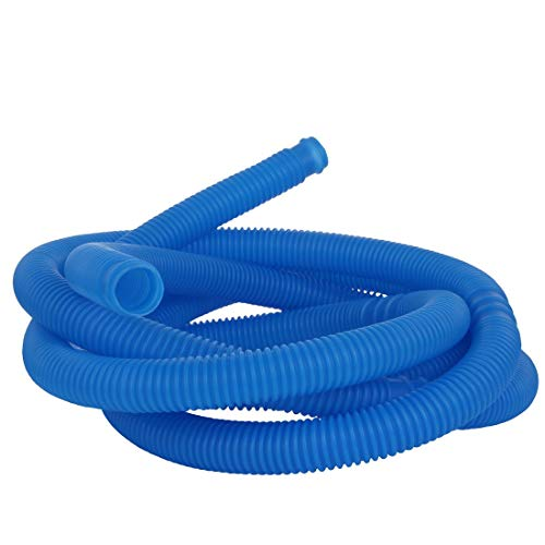 🥇 yourGEAR Manguera para piscina PH Ø 32 mm x 10m Manguera flexible de aspiración divisible cada 100cm