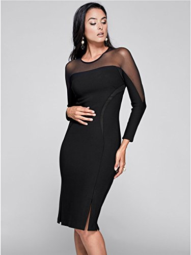 Angeles Marciano Kleid GILAT Nero Damen LOS YUYwHqvg