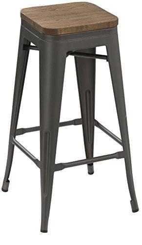 Awe Inspiring Amazon Com Btexpert 30 Inch Industrial Metal Vintage Creativecarmelina Interior Chair Design Creativecarmelinacom