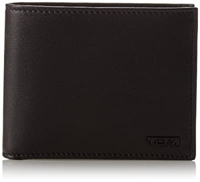 Tumi Men's Delta Global Removable Passcase ID, Black, One Size