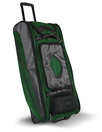 (Bownet Cadet Bag - Dark Green)
