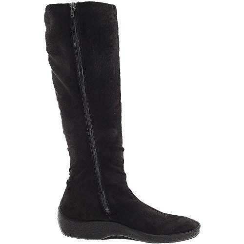 Suede Liana Arcopedico 4071 Black Boots Womens qgxCX