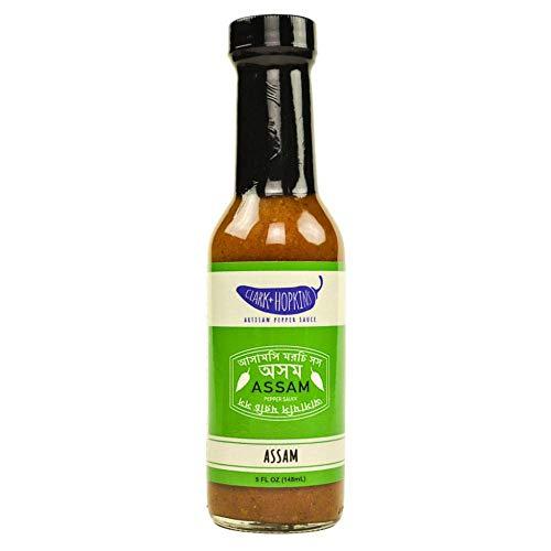 Clark & Hopkins Artisan Pepper Sauces - Assam Hot Sauce 5oz