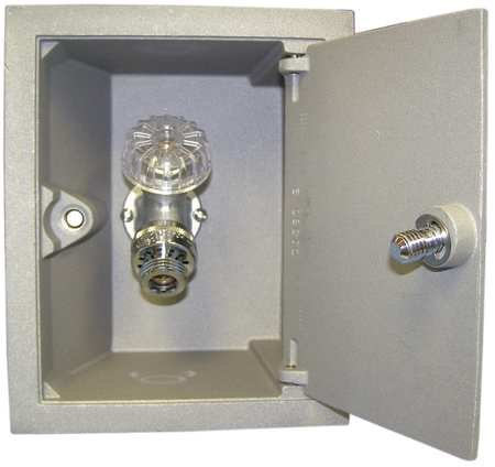 Enclosed Wall Faucet 3-3/4 Inch